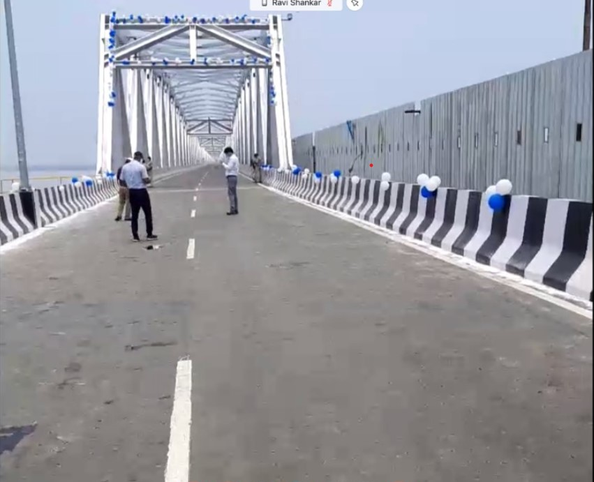 New Bridge to be built over Ganga parallel to Gandhi Setu; to cost Rs 3000 crore