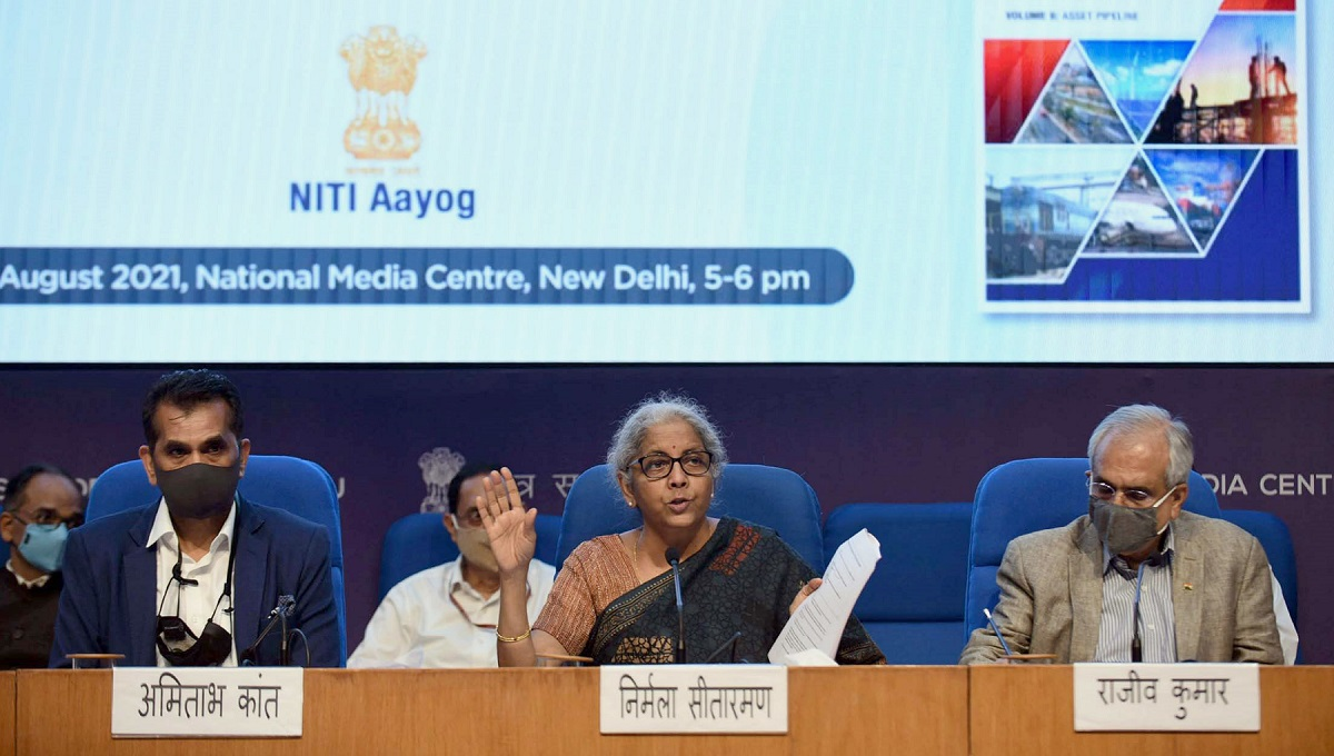 Modi Govt prepares plan to monetise infra assets worth Rs.6 lakh crore in 4 years