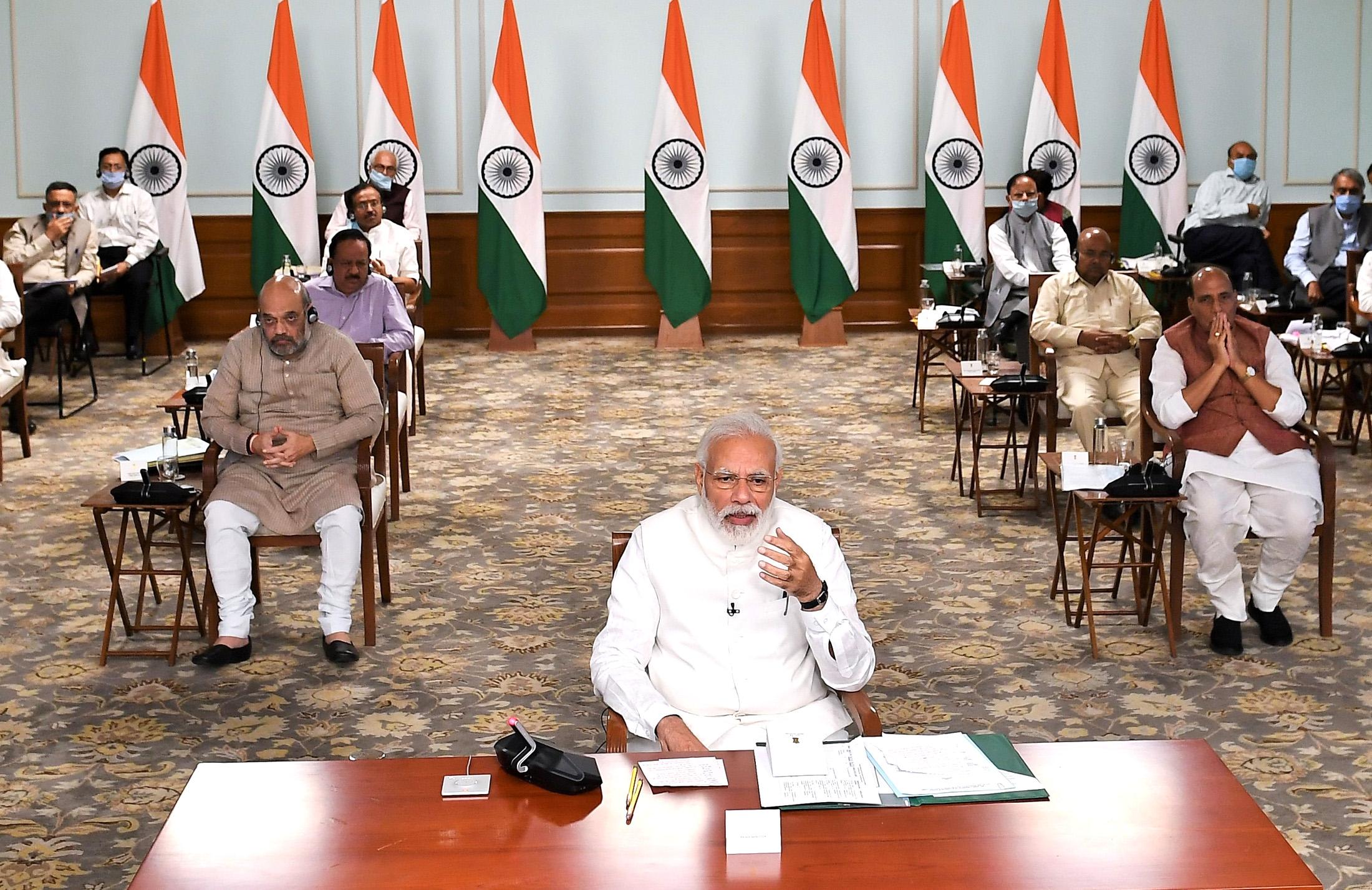 Modi pledges economic package worth Rs 20 lakh crore to tide over Covid crisis