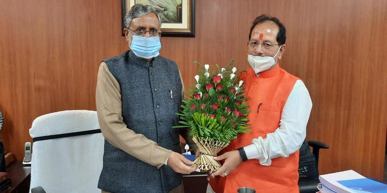 Vijay Kumar Sinha elected speaker of 17th Bihar Legislative Assembly