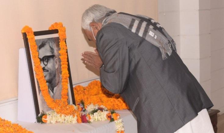 Karpoori Thakur should be honoured with Bharat Ratna, demands Nitish Kumar