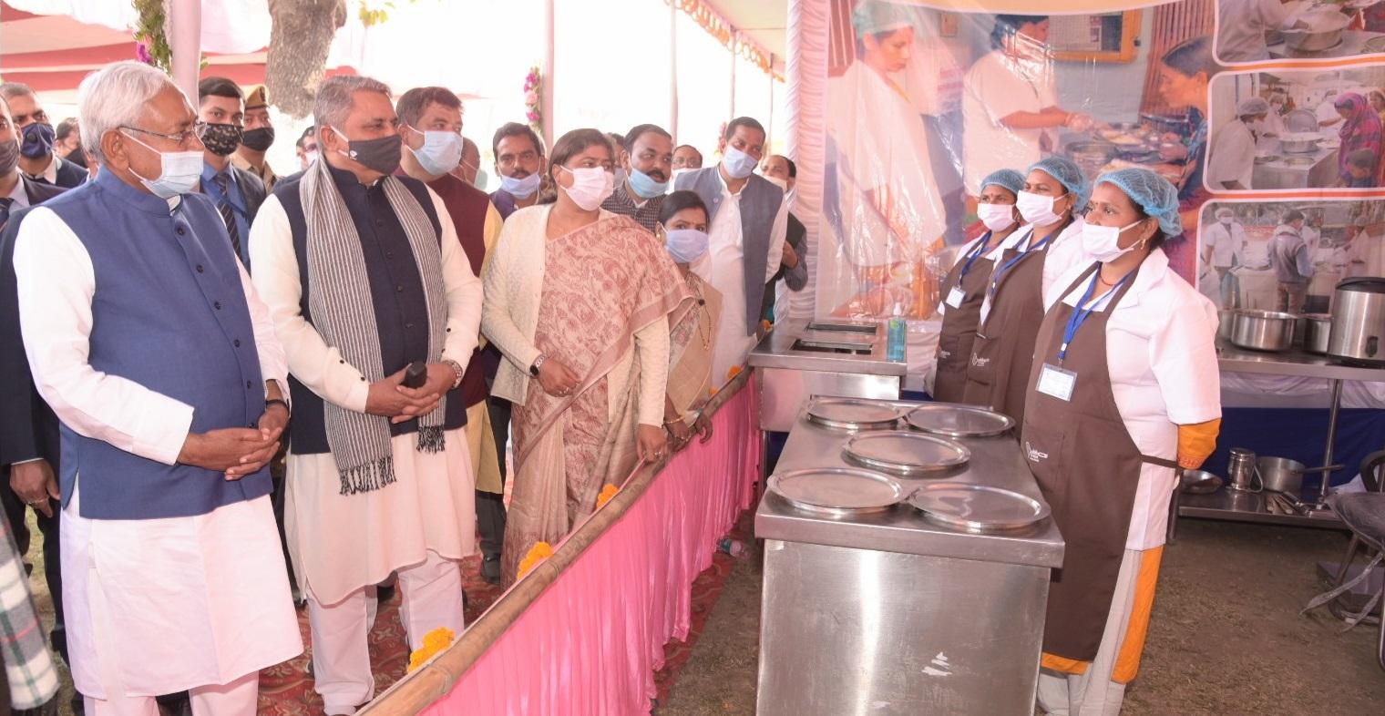 JEEViKA groups to supply school uniform; food in govt hospitals in Bihar